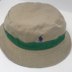 Polo Ralph Lauren L/XL Hawaiian bucket hat